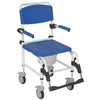 Drive Medical Aluminum Rehab Shower Commode Chair