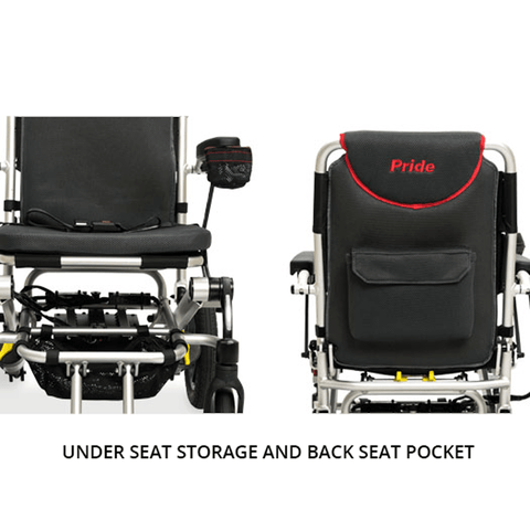 Pride Mobility: Jazzy Passport Power Chair - Mobility Scooters Store