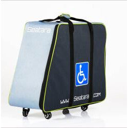 Seatara: Wheelable Travelling Commode And Shower Chair - ZMR300100 - Packed View