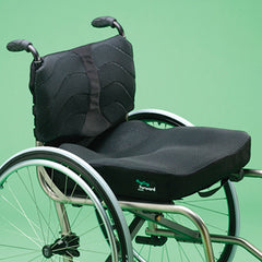 Ride Designs: Ride Forward Cushion for Wheelchairs - FCD - Actual Image