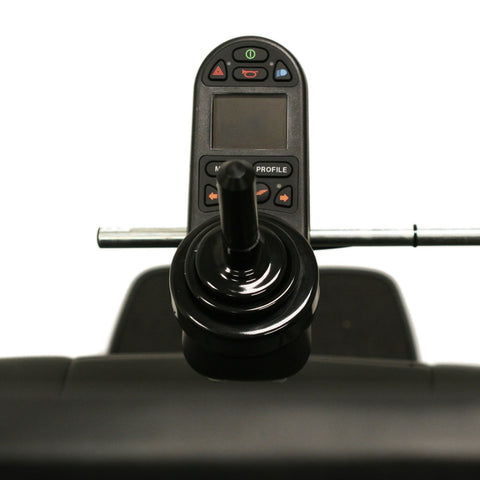 Permobil: Heavy Duty Joystick - Top View