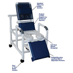 FEI: MJM International, Reclining Shower Chair - 20-4271