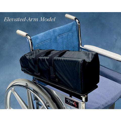 North Coast Medical: Skil-Care Sliding Wheelchair Arm Supports - NC91440