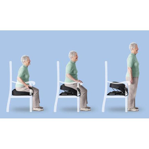 North Coast Medical: Premium Power Lifting Seats - NC82051 - Sitting to Standing Posture
