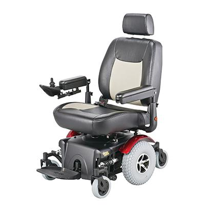 Merits: Vision Power Wheelchair Merits wheelchair - Scooters 'N Chairs