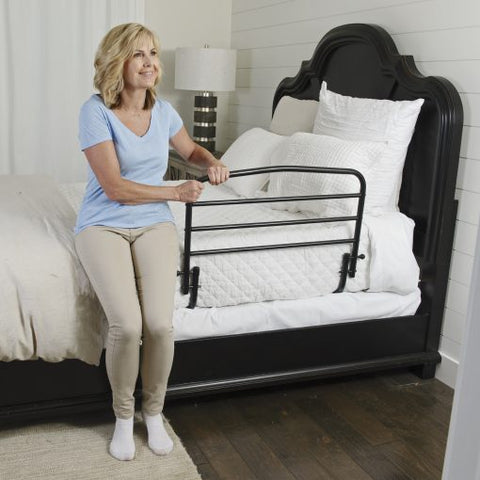 "Stander: 30"" Safety Bed Rail - 8050 - Front View"