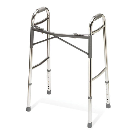 North Coast Medical: Guardian Red Dot Heavy Duty Walker - NC88108