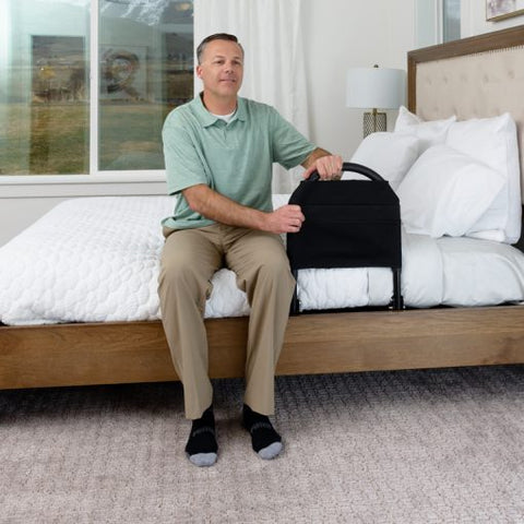 Stander: Bed Rail Advantage Traveler - 5000 - Front View