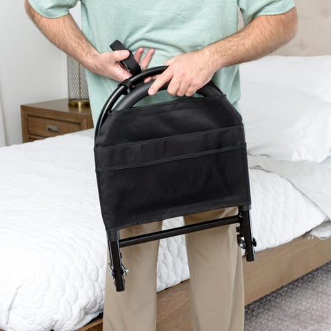 Stander: Bed Rail Advantage Traveler - 5000 - Folded View