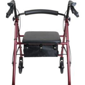 North Coast Medical: Rolling Walkers - NC89084 Back View