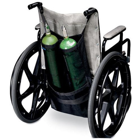 North Coast Medical: Wheelchair Oxygen Carriers - NC94334