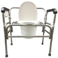 Convaquip: Bedside Commode - Height Adjustable - 724DAU-A