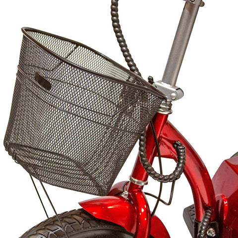 EWheels: EW-Big Wheels - Storage Basket View