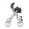 Image of Comodita: Avanti Walker Rollator - COM 800 Beige Side View