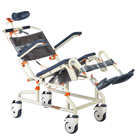 Shower Buddy Roll-in shower chair - Mobility Scooters Store
