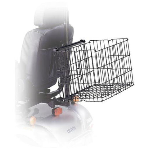 Drive Medical: Rear Scooter Basket extra