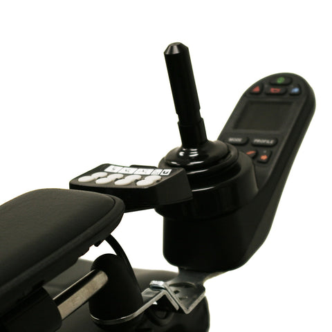 Permobil: Heavy Duty Joystick - Side View
