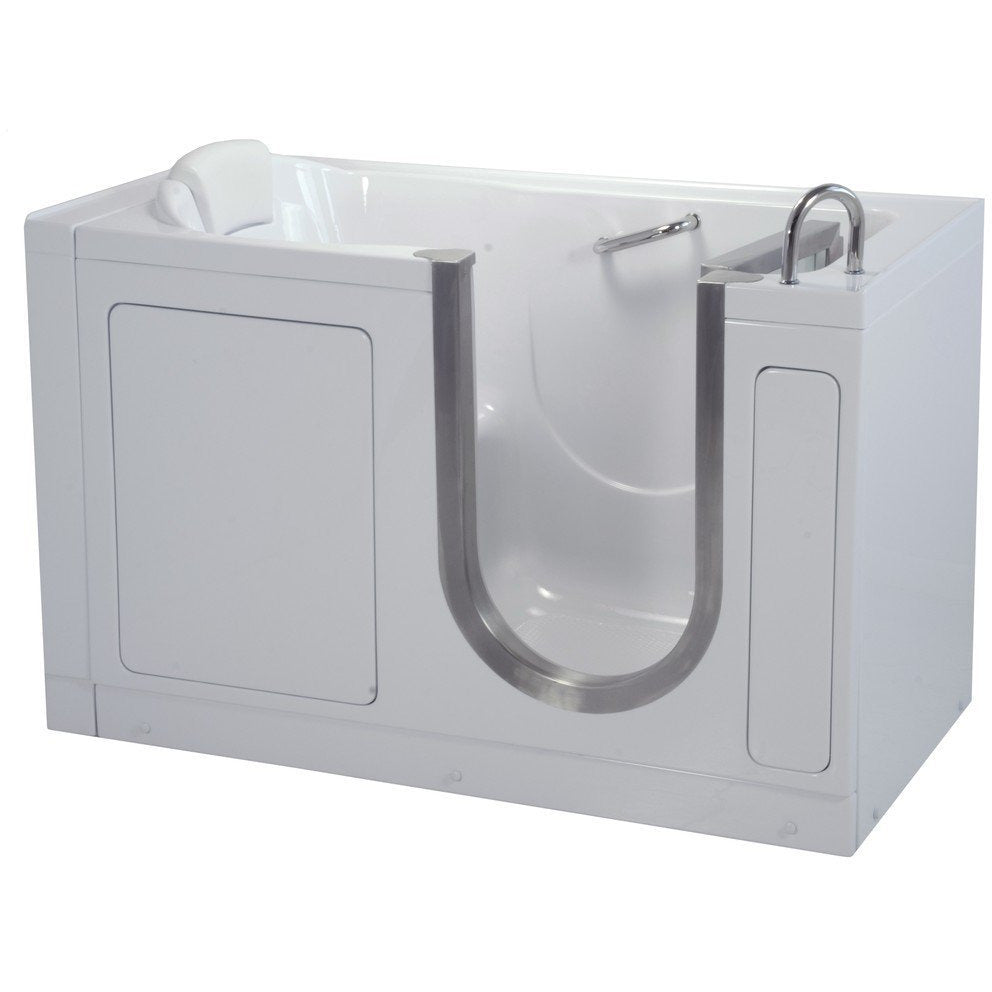 "Bathworks: Acrylic Walk-in Tub 55"" x 30"" x 38"""