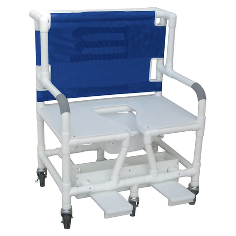 Convaquip: Bariatric Shower Chair - 131-5