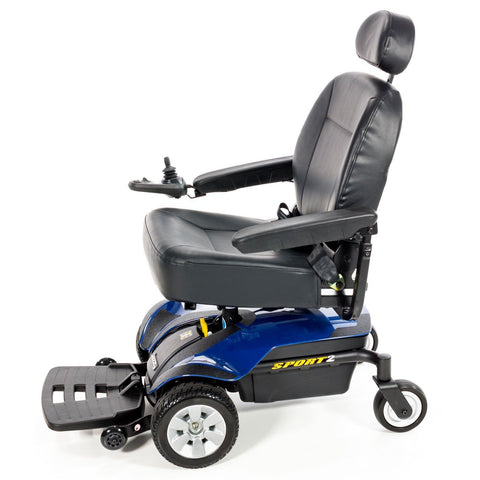 Pride Mobility: Jazzy Sport 2-Pride Mobility-Scooters 'N Chairs