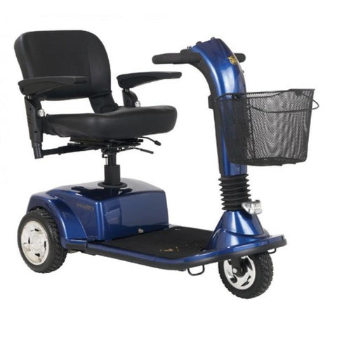 Golden Technologies: Companion II 3-Wheel Scooter-Golden Technologies-Scooters 'N Chairs