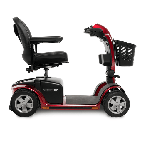 Pride Mobility: Mobility Victory 10.2 4 wheel mobility scooter - Mobility Scooters Store