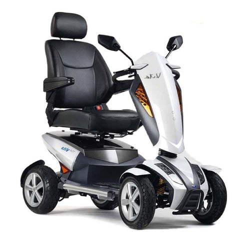 EV Rider: Vita Sports S12S Electric Scooter - Mobility Scooters Store