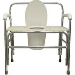 Convaquip: Bedside Commode - Fixed Arms - 730