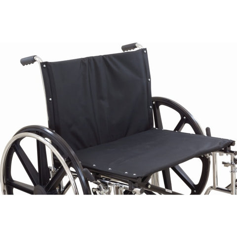 Convaquip: Bariatric Wheelchair - PB-WC72820DS - Removeable Supporting Armrests