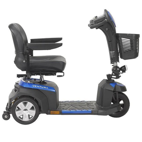 Drive Medical: Ventura 3 Wheel Scooter-Drive-Scooters 'N Chairs