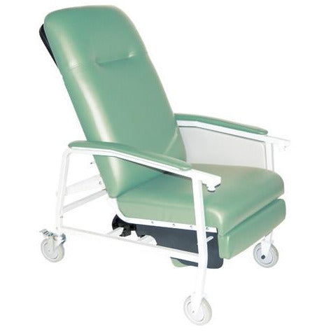 Convaquip: Bariatric Recliner - DRD574EW - Jade Color