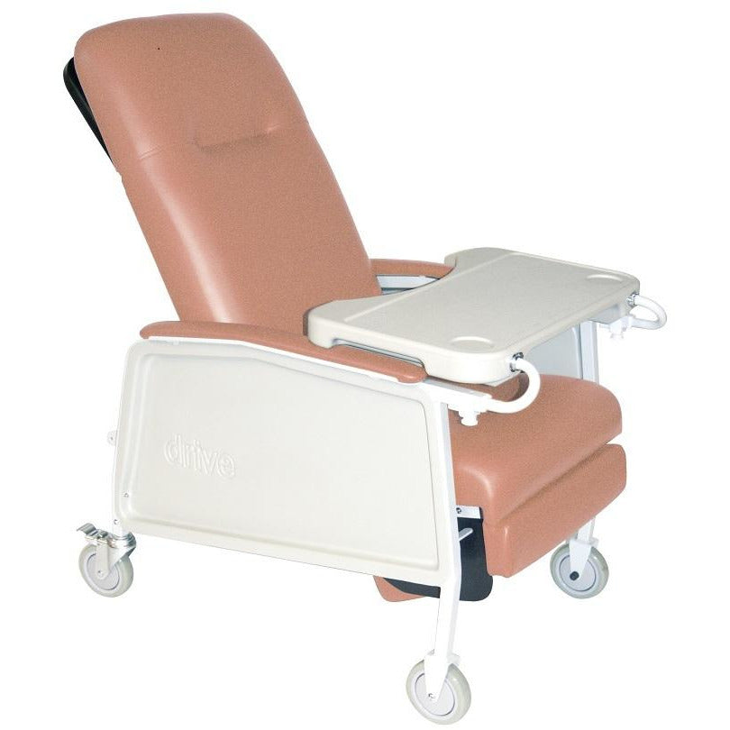Convaquip: Bariatric Recliner - DRD574EW - Rose Color
