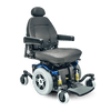 Image of Pride: Jazzy 614HD Bariatric Power Chair