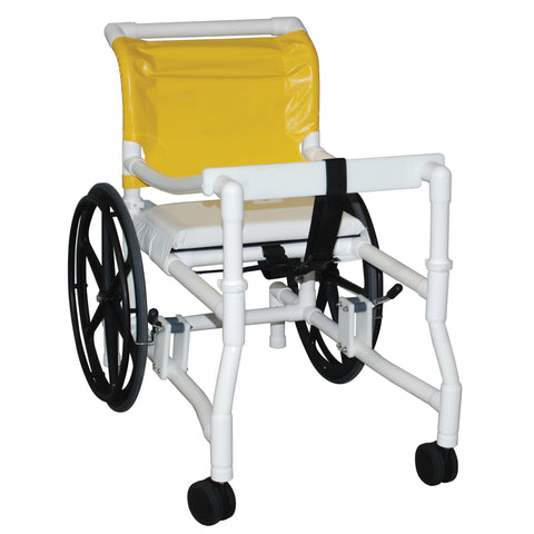 MJM International: Combination Walker/Transferchair - 418-24 - Actual Image