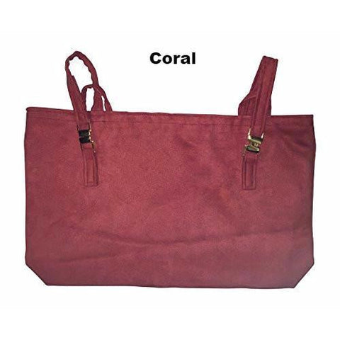 Granny Jo Products: Naples Walker Bag Collection - Coral Pattern