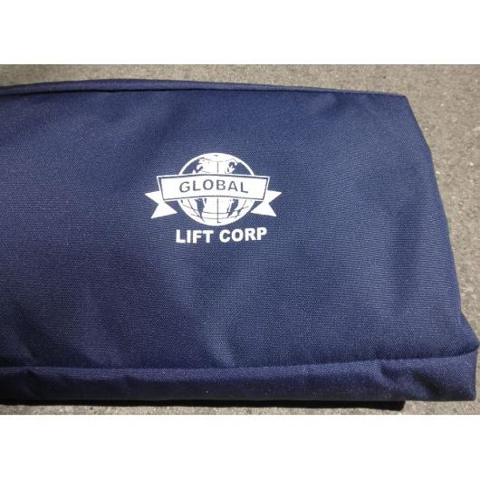 Global Lift Corp: Protective Blue Cover for Proformance P-375