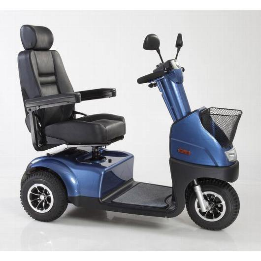 AfiScooter C3 Heavy Duty Mobility Scooter