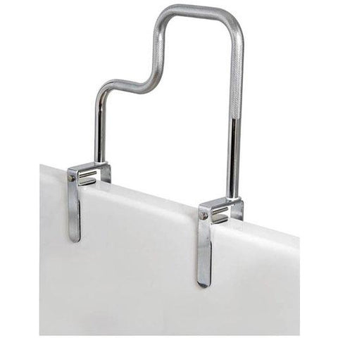 FEI: Carex Tri-Grip Bathtub Rail, Chrome - 43-1604