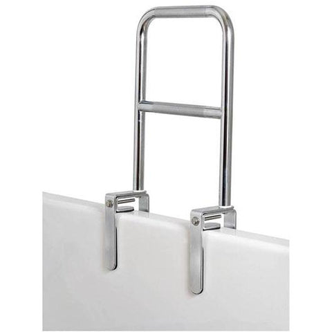 FEI: Carex Dual Level Bathtub Rail, Chrome - 43-1605