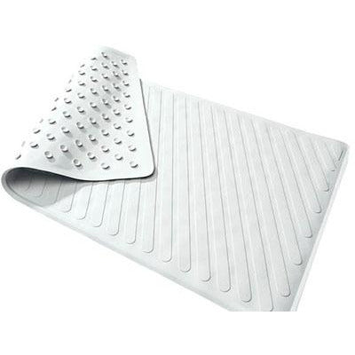 FEI: Carex Bath Mat, White - 43-1612