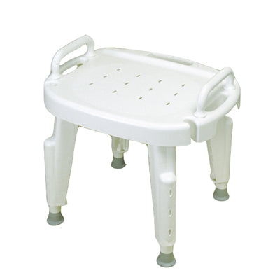 FEI: Adjustable Shower Seat With Arms, No Back - 45-2301
