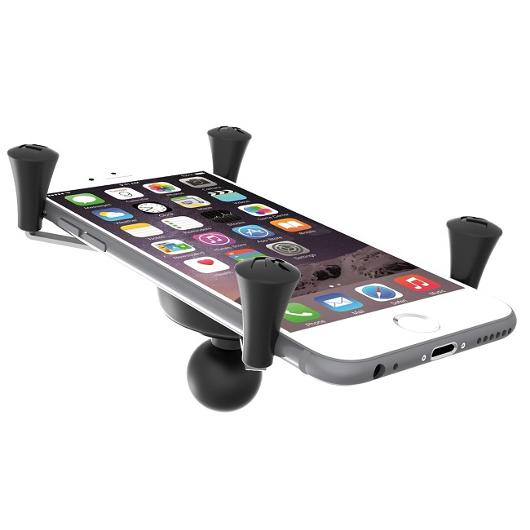 TAG: X-Grip Clamp Cell Phone Holder with Extension Arms
