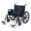 Convaquip: Manual Wheelchairs - 525 Series - Fixed Back Height