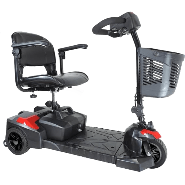 Drive Medical: Spitfire Scout 3 Extended Range - Mobility Scooters Store