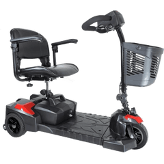 Drive Medical: Spitfire Scout 3 Extended Range-Drive-Scooters 'N Chairs