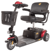 Image of Golden Technologies: Buzz Around XLS HD 3-Wheel Scooter-Golden Technologies-Scooters 'N Chairs