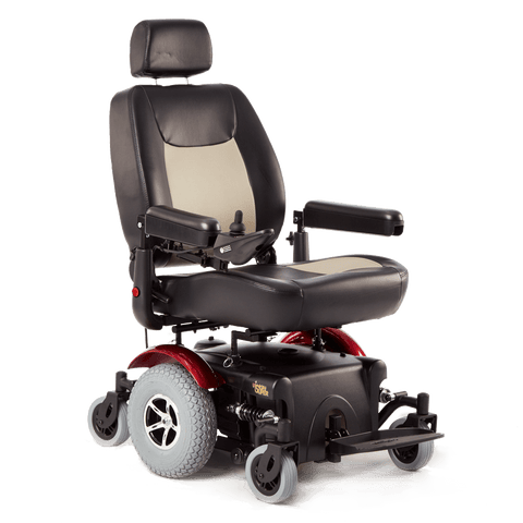 Merits: Vision Super Heavy Duty Power Chair-Merits-Scooters 'N Chairs