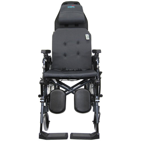 Karman Healthcare: Reclining Tilt-Wheelchairs – MVP502-MS front image