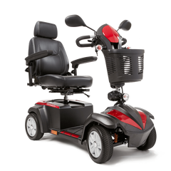 Drive Medical: Ventura Deluxe 4 Wheel Scooter - Mobility Scooters Store