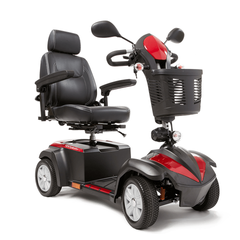 Drive Medical: Ventura Deluxe 4 Wheel Scooter-Drive-Scooters 'N Chairs